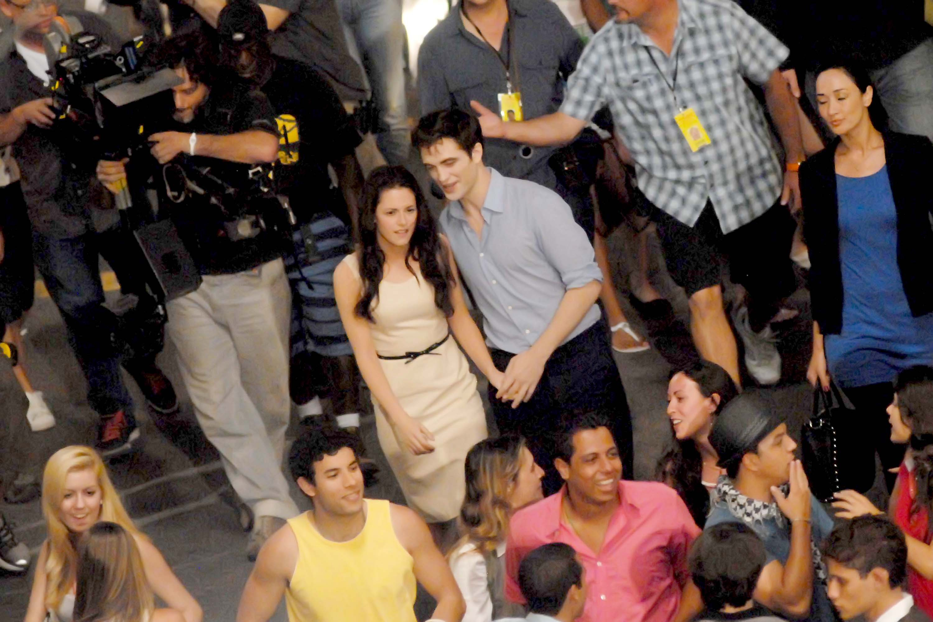 breaking dawn film set 081110