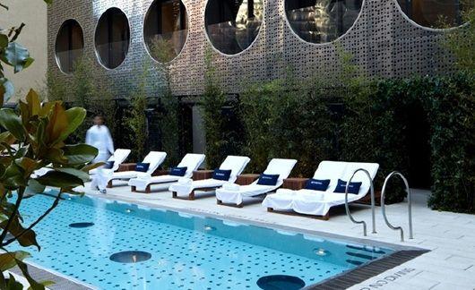 Dream Hotel Downtown New York Minx Society