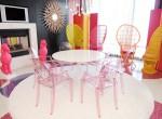barbie suite dining