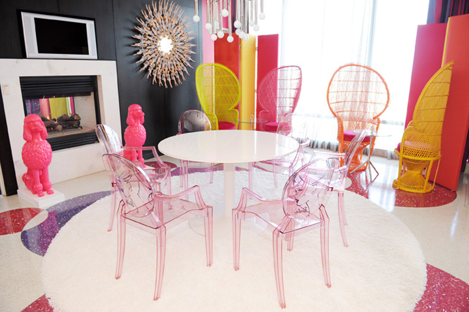 Lux Meets Kitsch: Barbie's Suite At The Palms Las Vegas | Minx Society