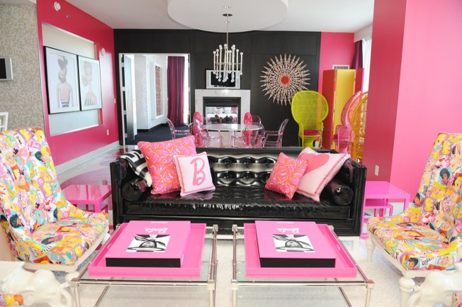 Lux Meets Kitsch: Barbie\'s Suite At The Palms Las Vegas – Minx Society